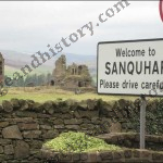 Welcome to Sanquhar.