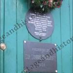 Door plaques
