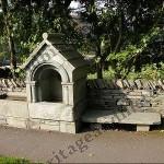 Wordsworth drinking fountain - Grasmere