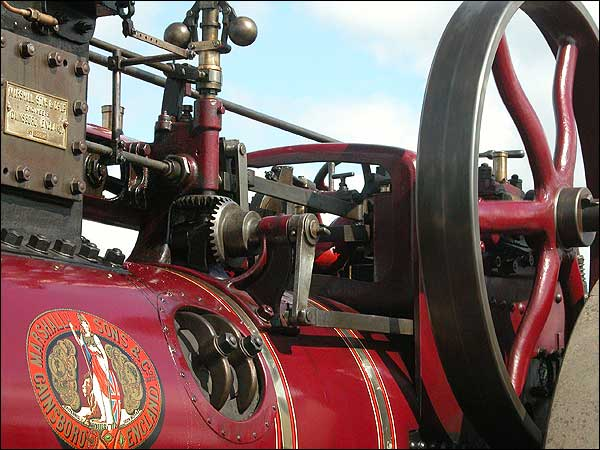 Podcast – Marshall One – Steam engine