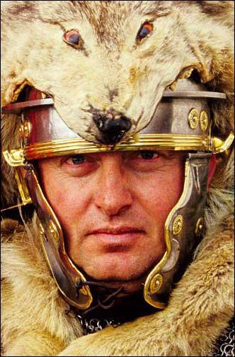 Roman Soldier - Credit Roger Clegg