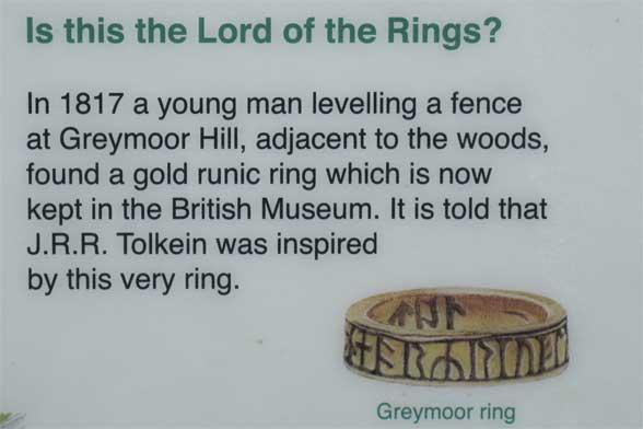 Carlisle ring inspires Tolkien