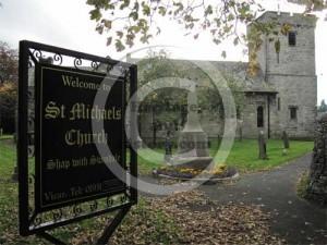 St Michael's Church, Shap, Cumbria