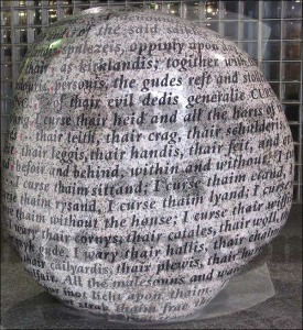 Cursing Stone in Carlisle