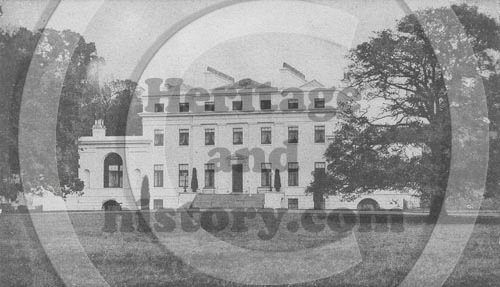 Lost Country Houses of England