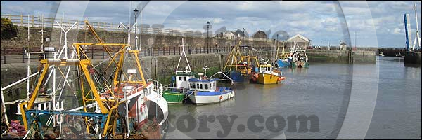 A walk around Maryport
