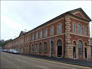 Stour Vale Mill - Kidderminster