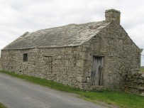 Punchard Gill toll house - before restoration