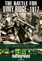 The Battle of Vimy Ridge -1917