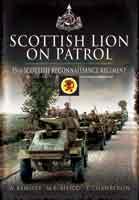 Scottish Lion on Patrol - 15th Scottish Reconnaissance Regiment