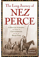 Thye Long Journey Of The Nez Perce - A Battle From Cottonwood Bear Paw