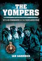The Yompers – With 45 Commando in the Falklands War