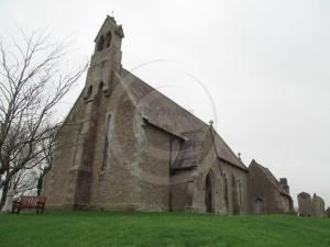 St. Thomas a Becket church Farlam