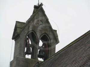 Bellcote at St. Thomas a Becket church, Farlam