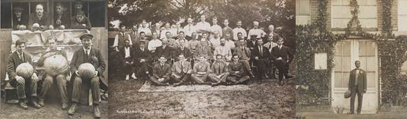 WWI Ruhleben Horticultural Society